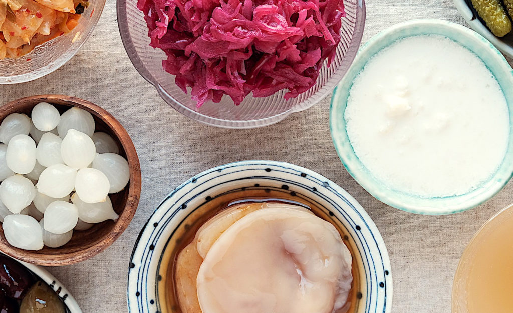 5 Fermented Dishes For A Healthy Gut